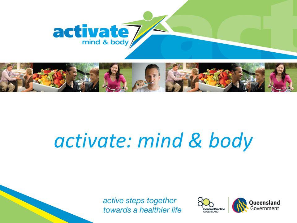 activate: mind & body