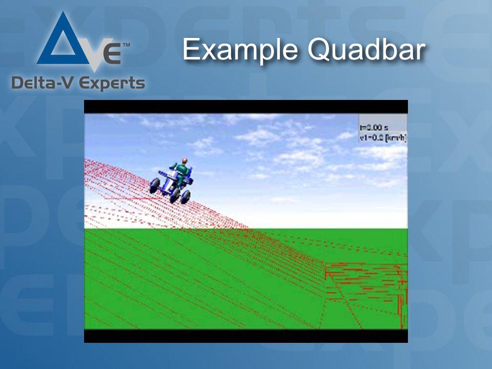 Example Quadbar