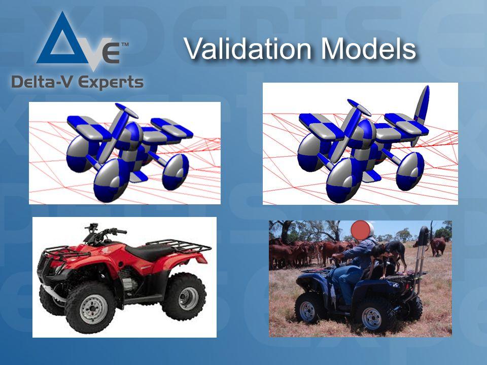 Validation Models