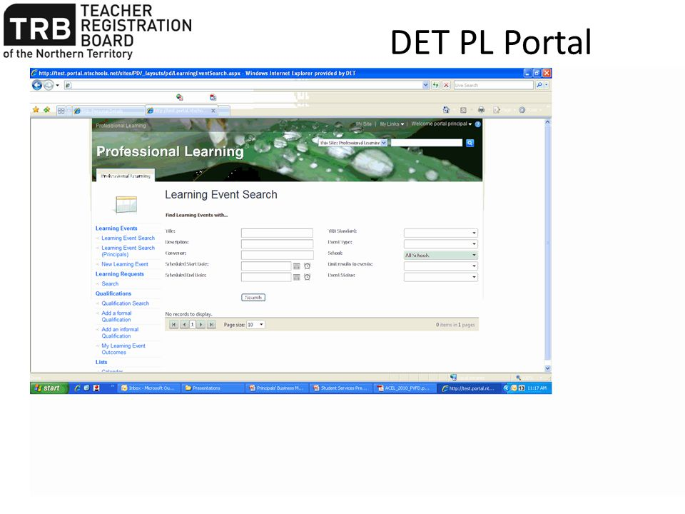 DET PL Portal