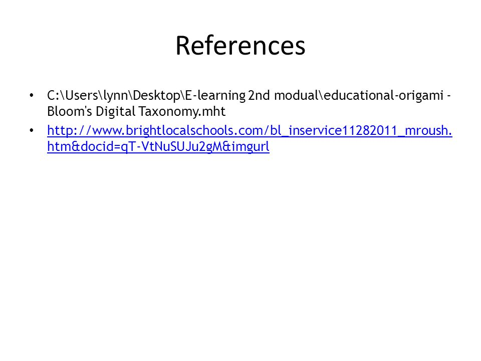 Teaching scaffold Implement Blooms digital taxonomy in teaching and learning designed framework Integrate ICT information with visual images or files TPACK learning design framework with ICT information Queensland key learning areas with year juncture.