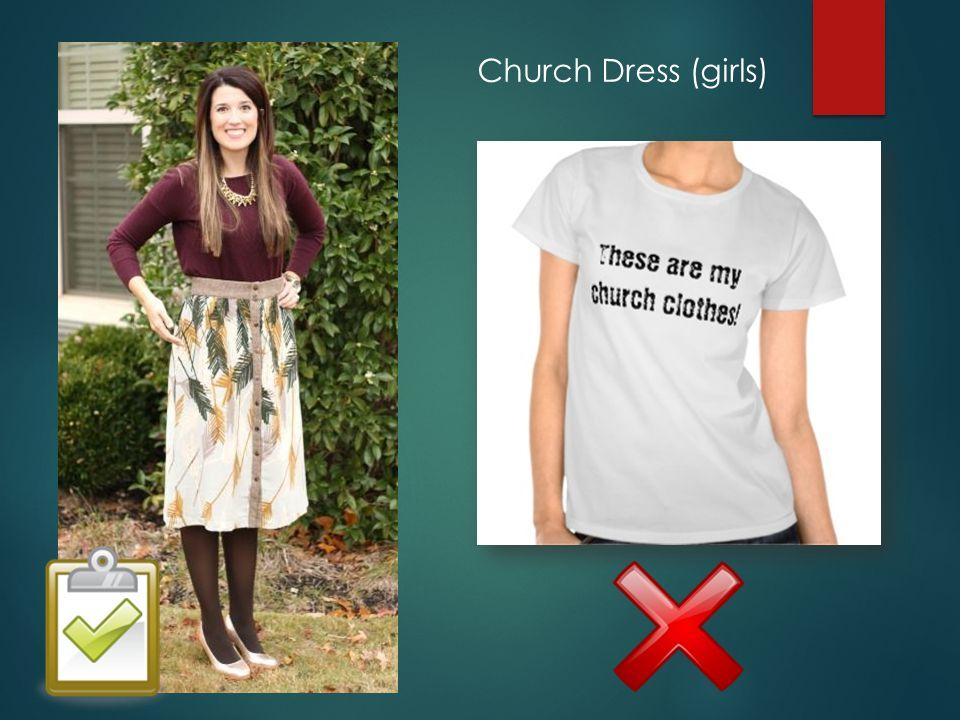 Church Dress (girls)