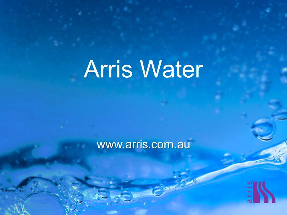 Arris Water www.arris.com.au