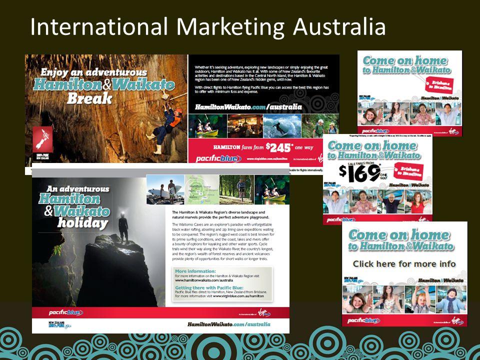 International Marketing Australia