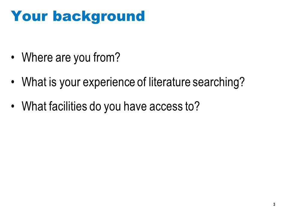 14 Google Scholar - Advanced
