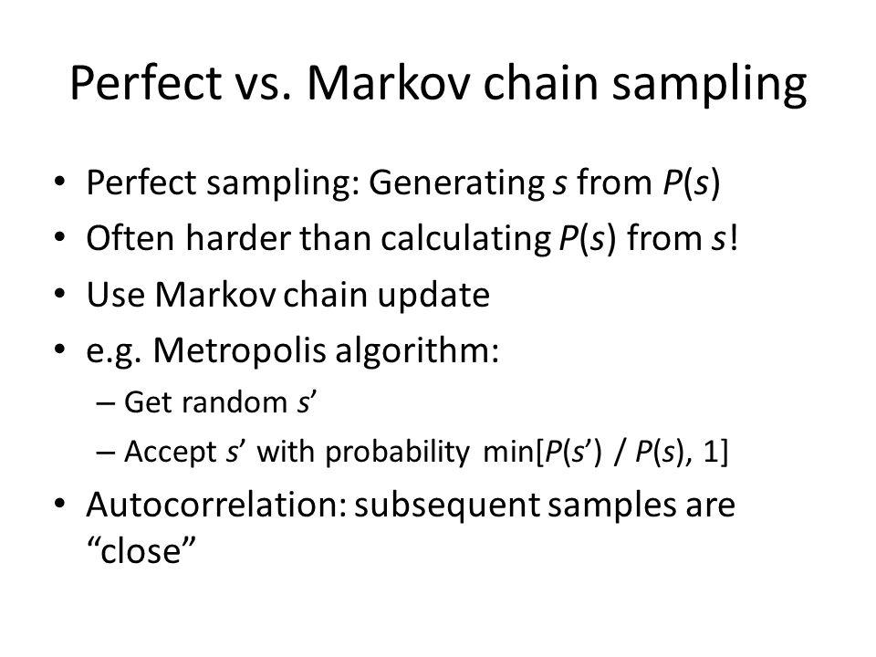 Extracting expectation values Transverse Ising model Worst case = - 2 Monte Carlo MERA