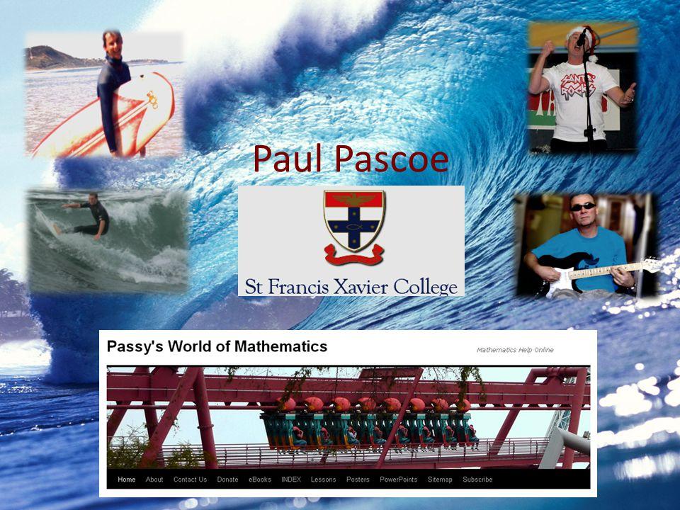 Paul Pascoe
