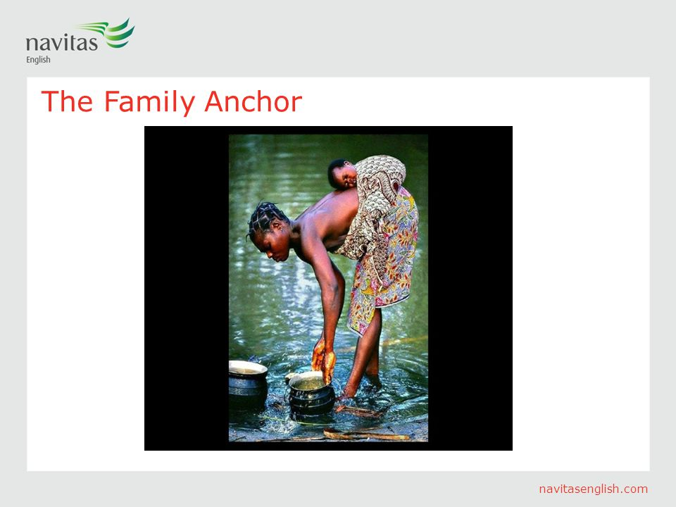 The Family Anchor