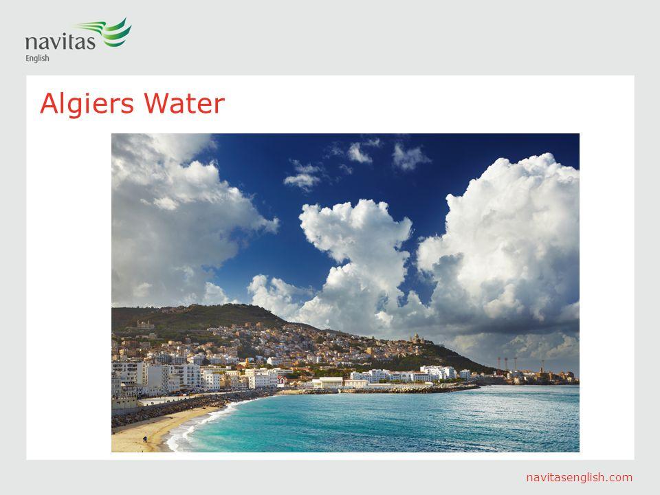 navitasenglish.com Algiers Water