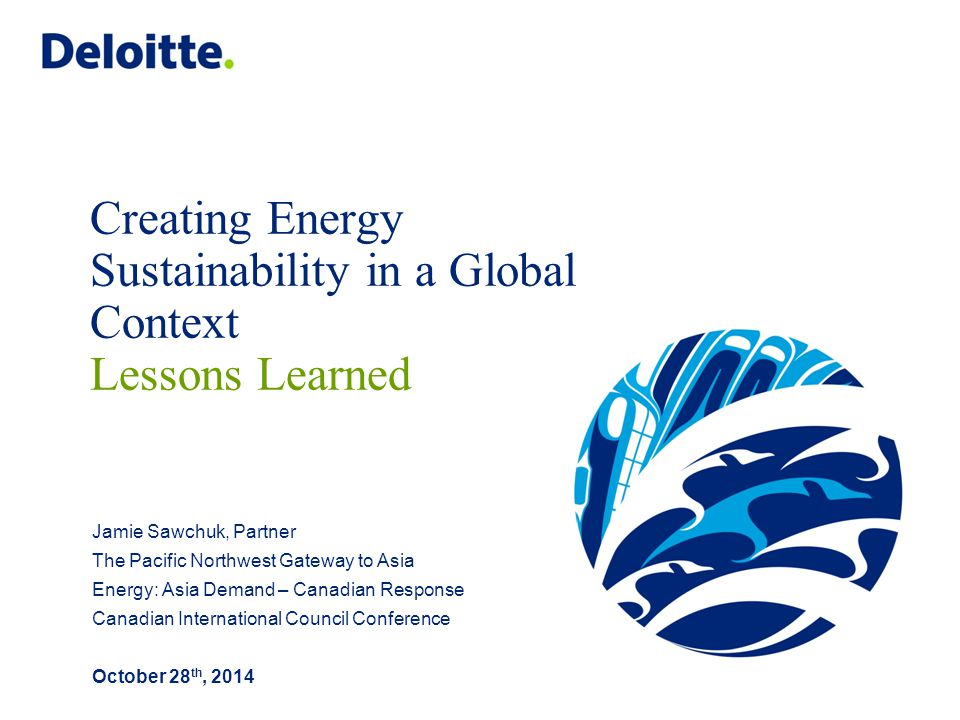 © Deloitte LLP and affiliated entities.