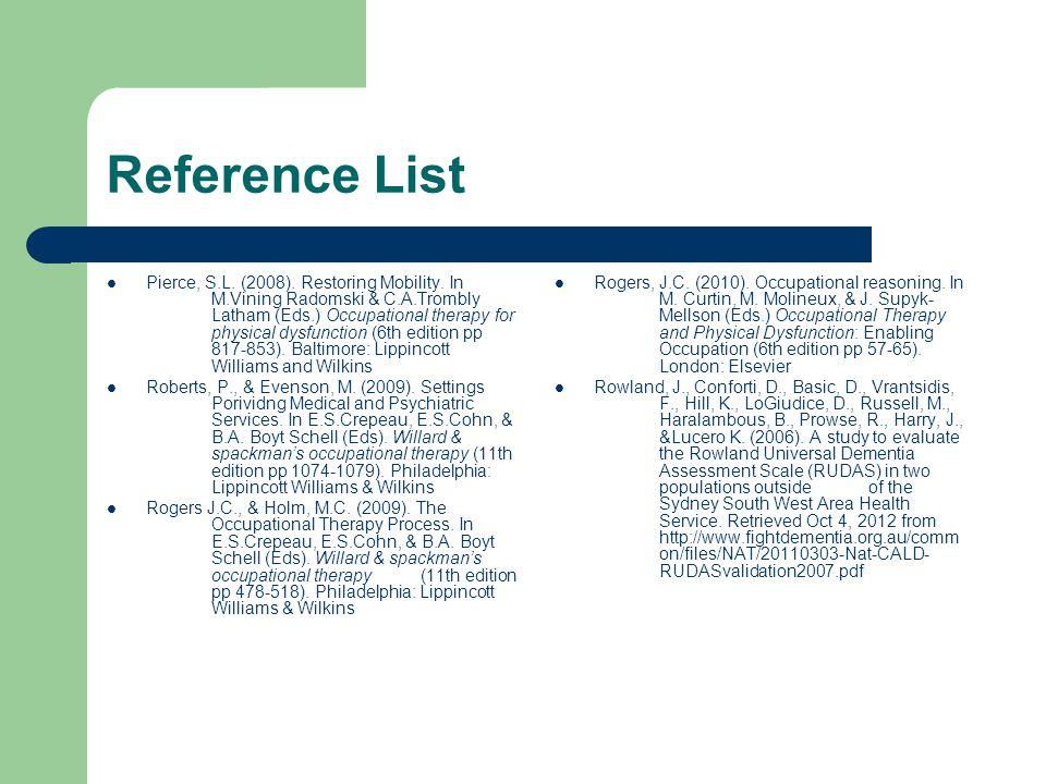 Reference List Koval, K.J., Skovron, M.L., Aharonoff, G.B., & Zuckerman, J.D.