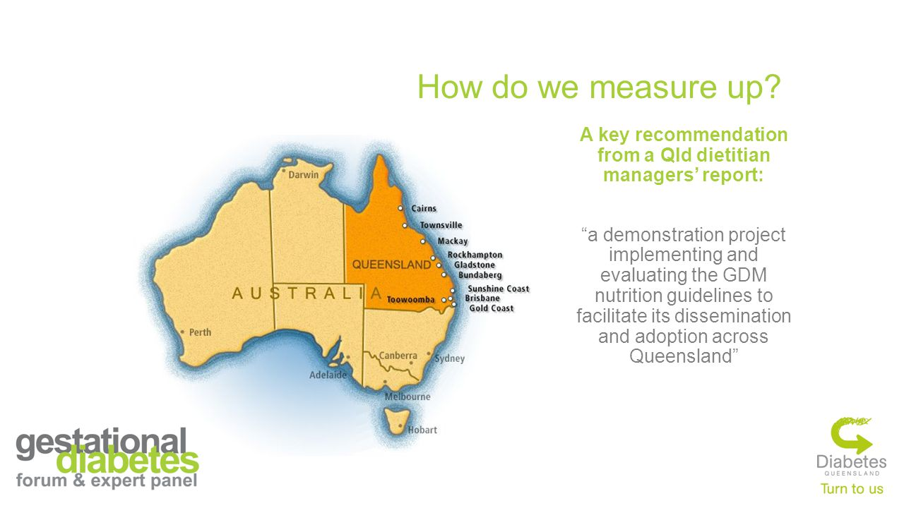 How do we measure up.