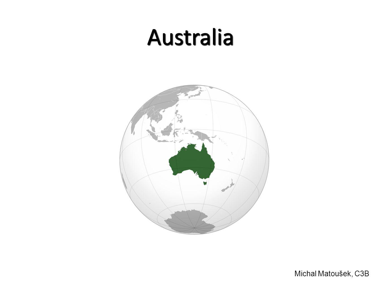 Australia Michal Matoušek, C3B