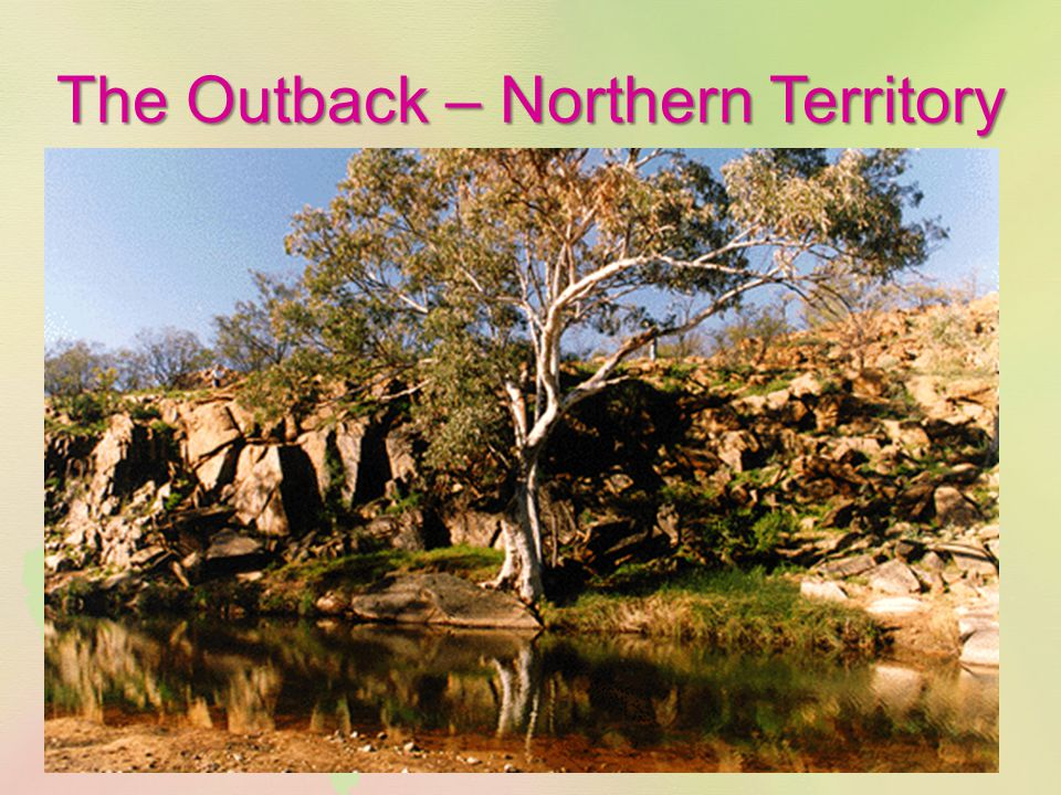 The Outback – Northern Territory
