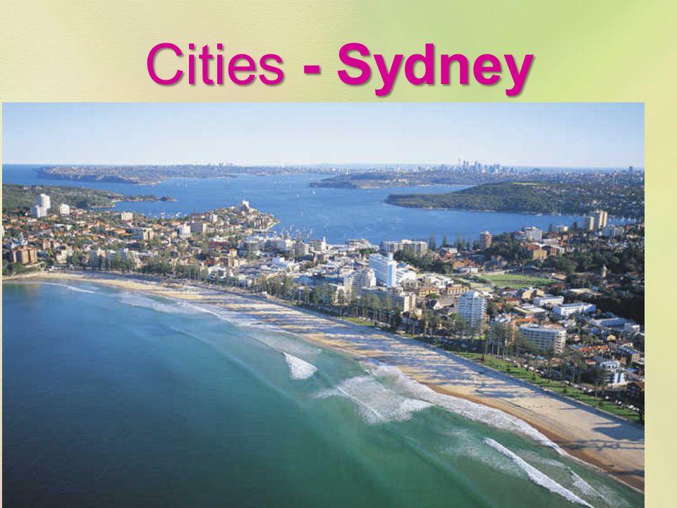 Cities - Sydney