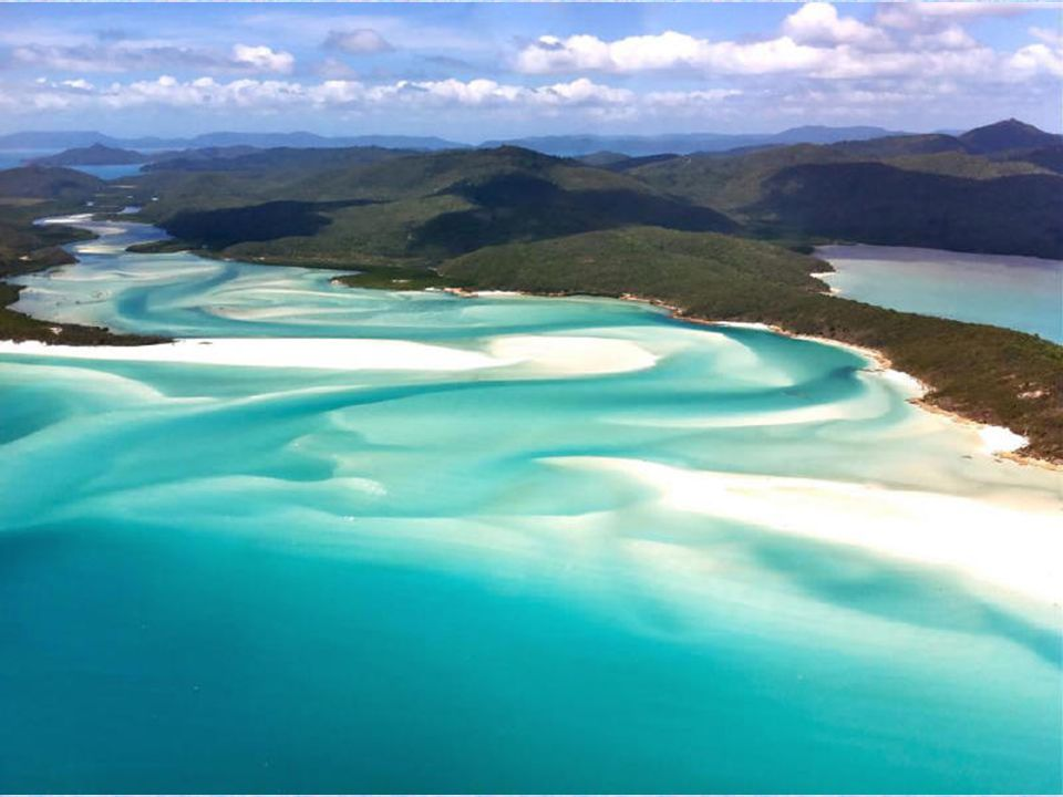 Queensland - Whitehaven beach