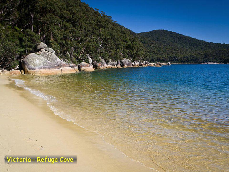 Victoria - Oberon Bay