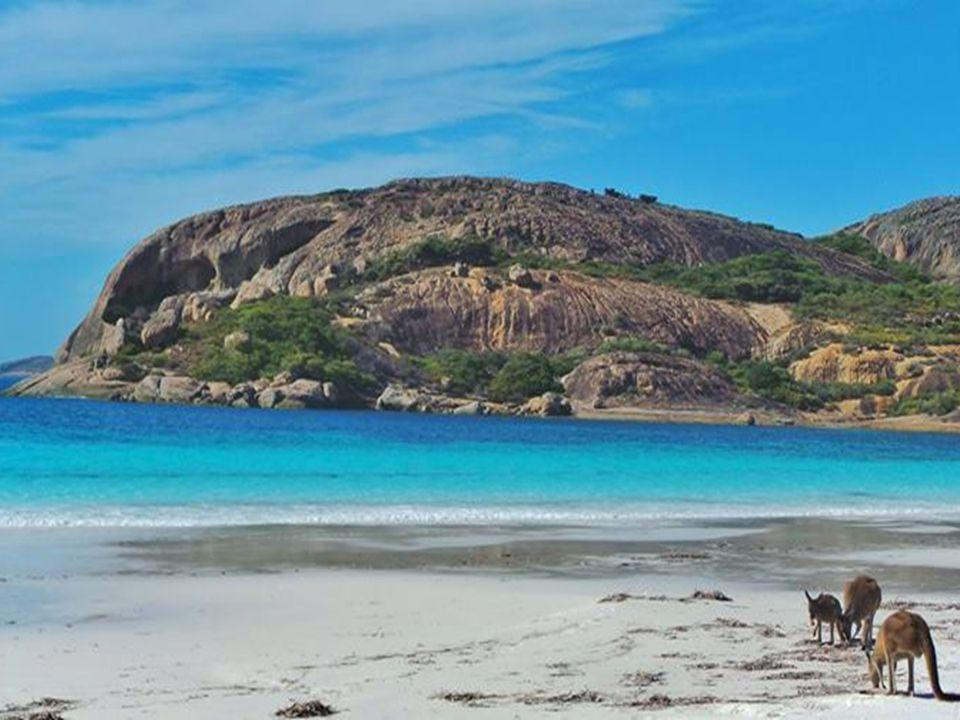 Western Australia - Lucky Bay