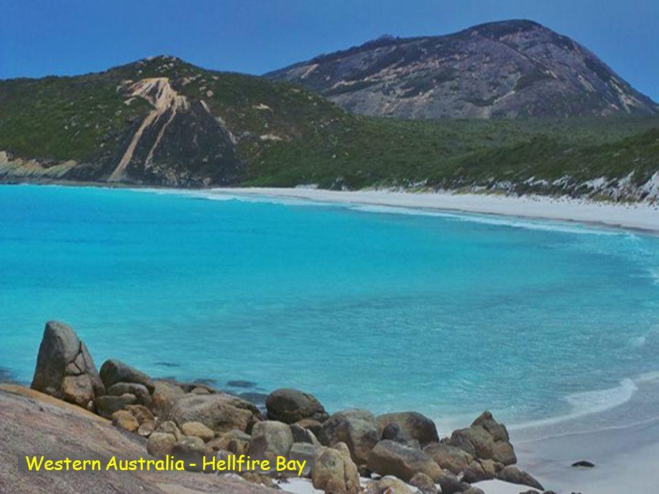 Western Australia - Yallingup