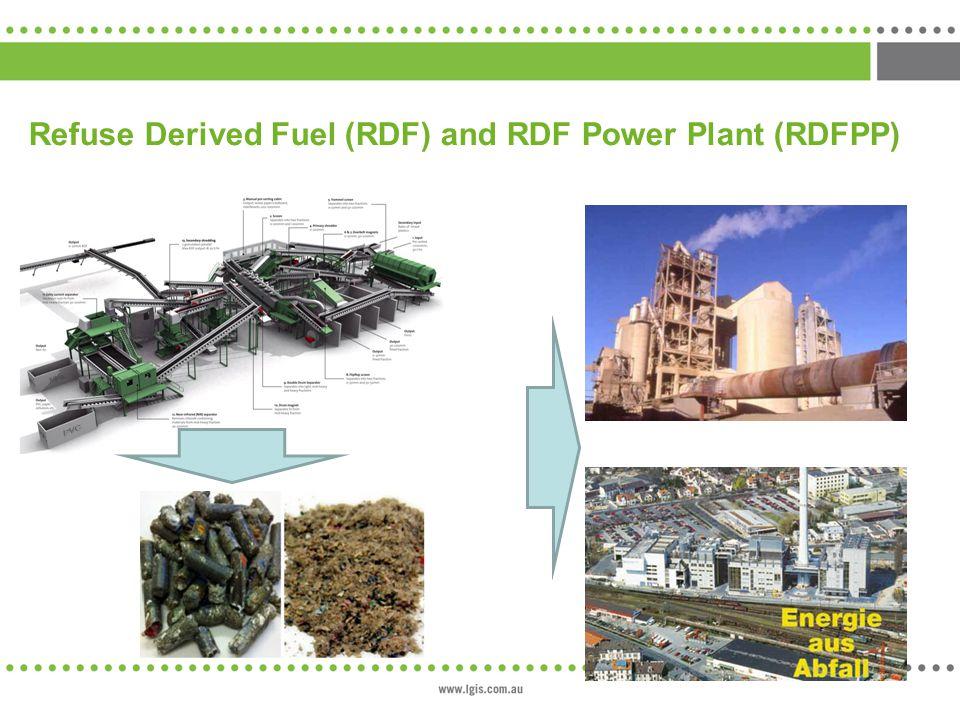 Refuse Derived Fuel (RDF) and RDF Power Plant (RDFPP)