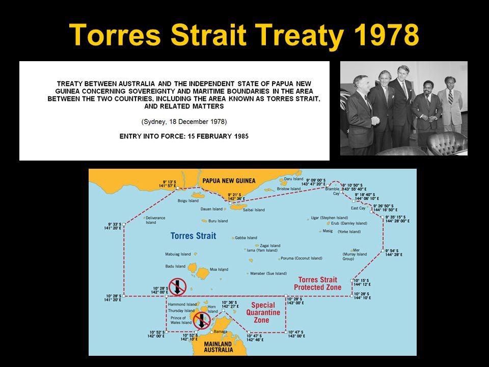 Torres Strait Treaty 1978