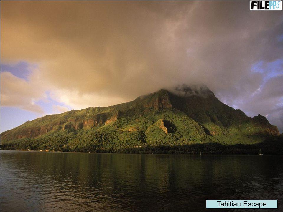 Tahaa Island, French Polynesia