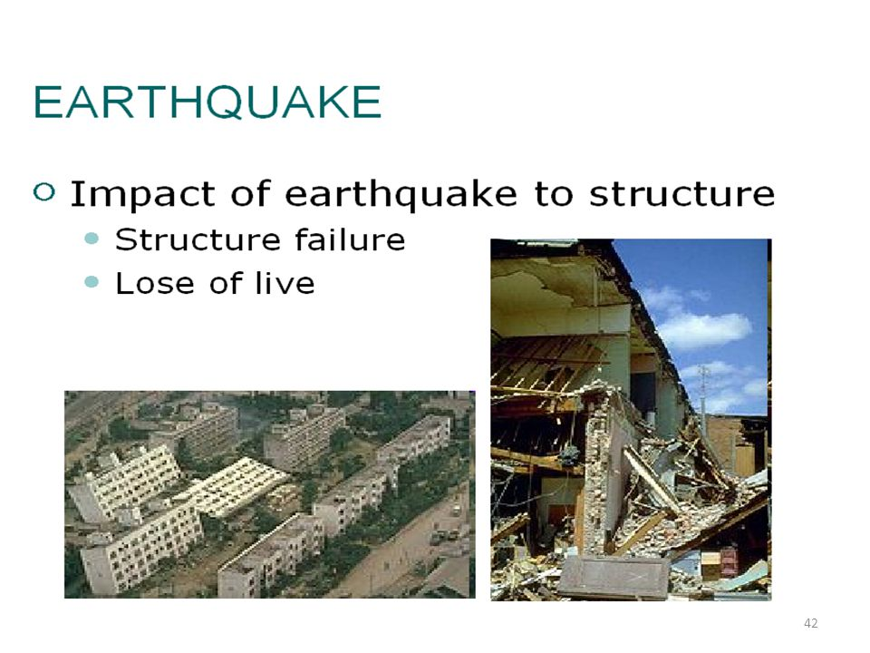 When a large earthquake epicenter is located offshore, the seabed sometimes suffer sufficient displacement to cause a tsunami The shaking in earthquak