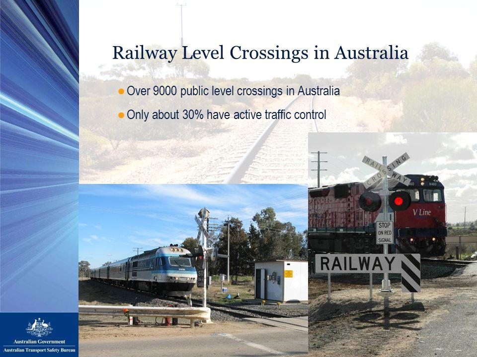 Elizabeth River (Northern Territory) 20 Oct 2006 ●Human error (vehicle driver) ●Crossing design ●Train conspicuity ●2 locomotive drivers injured