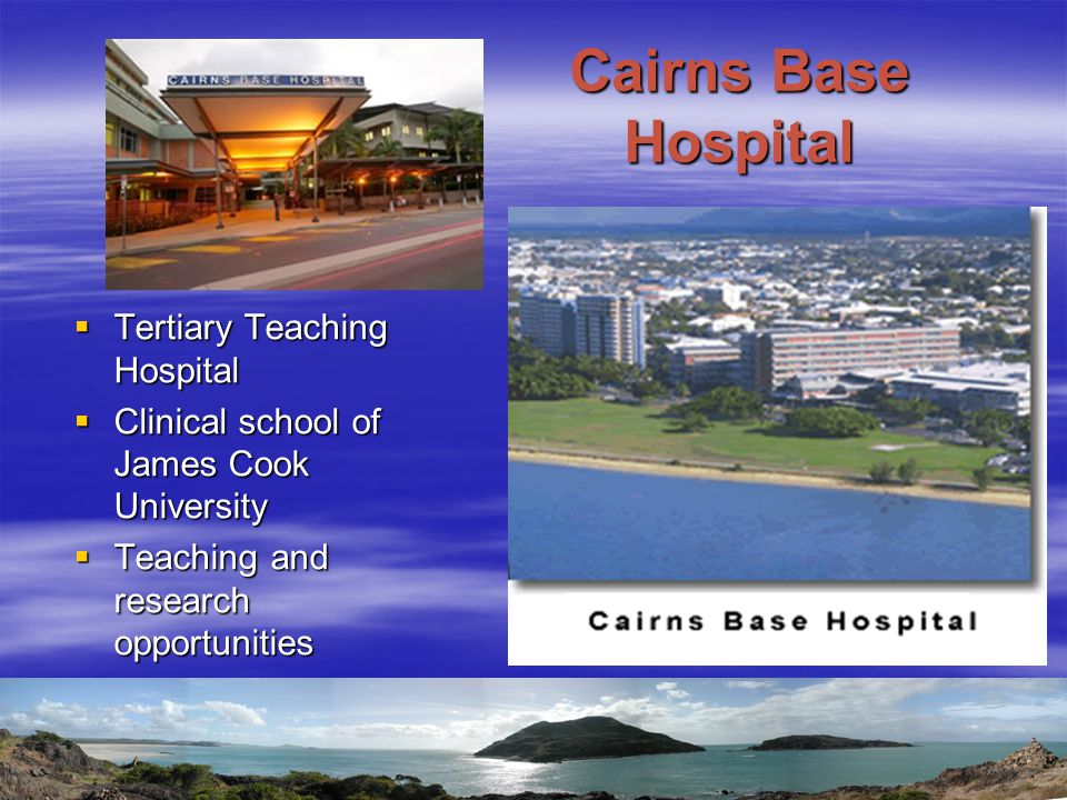 What Cairns has to Offer.