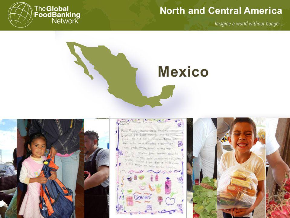 Mexico North and Central America