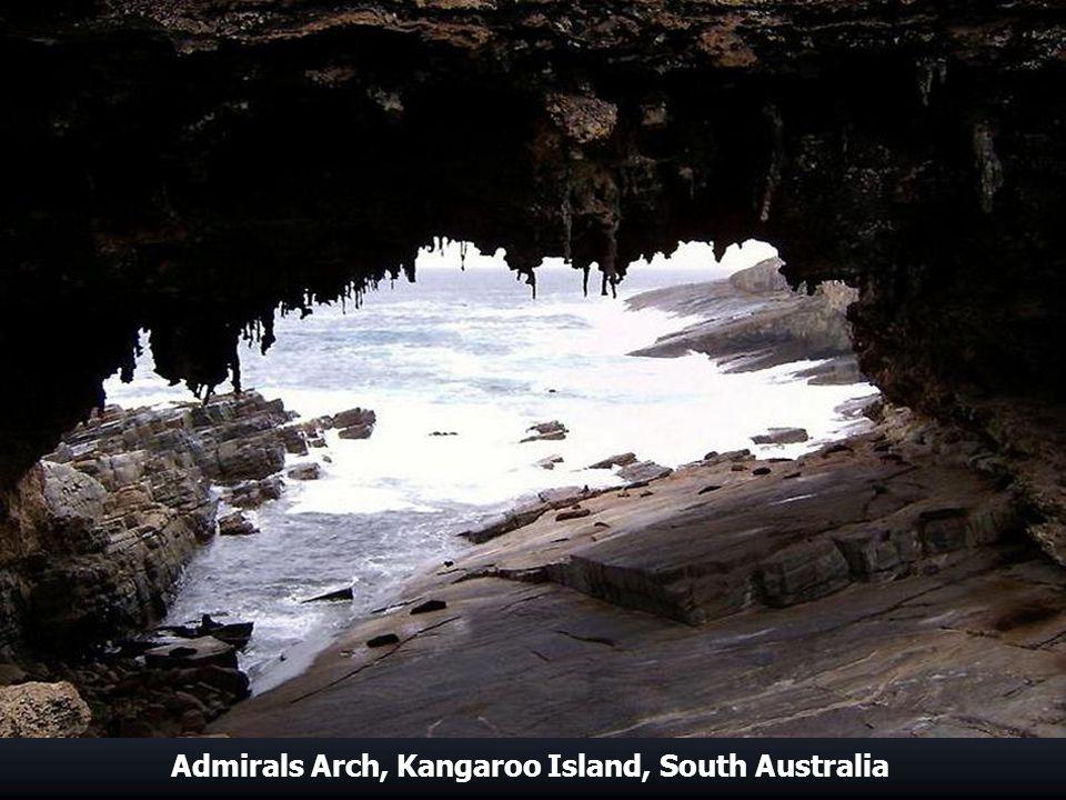 Remarkable Rocks, Kangaroo Island - South Australia