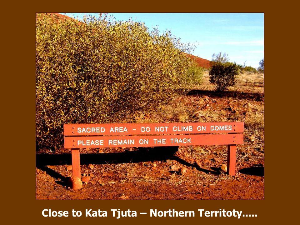 The of Kata Tjuta - Northern Territory