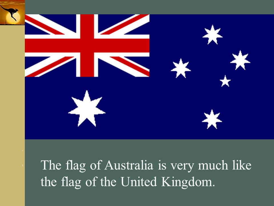 www.themegallery.com Company Logo The flag of Australia is very much like the flag of the United Kingdom.