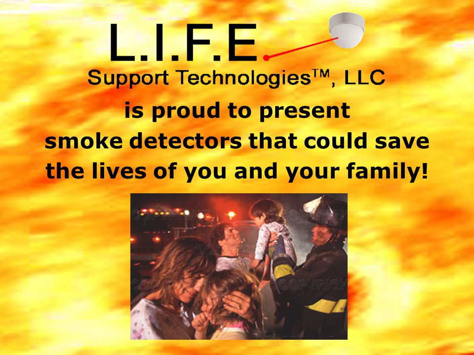 Market Potential / Demand Based upon available industry figures, the potential wholesale market for smoke detectors, in the United States alone, is over 350 million dollars per year !