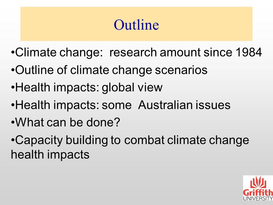 Climate change, health and mosquito borne disease Professor Pat Dale Griffith School of Environment & Centre for Innovative Conservation Strategies Griffith University Australia
