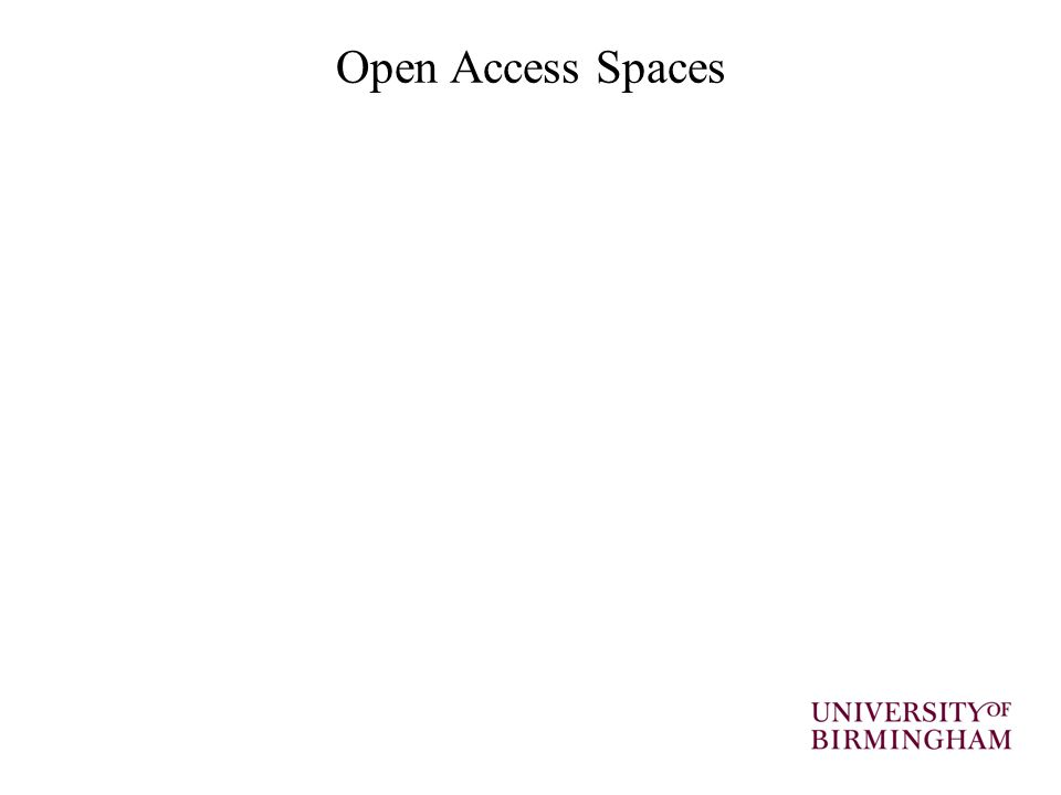 Open Access Spaces