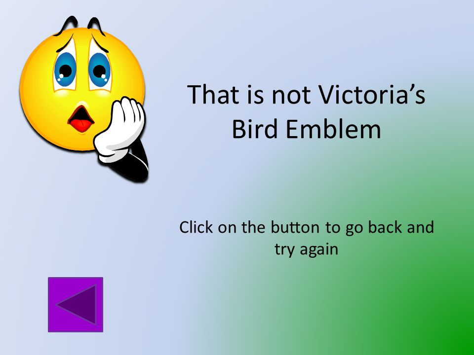 Which bird is the Bird Emblem of Victoria.