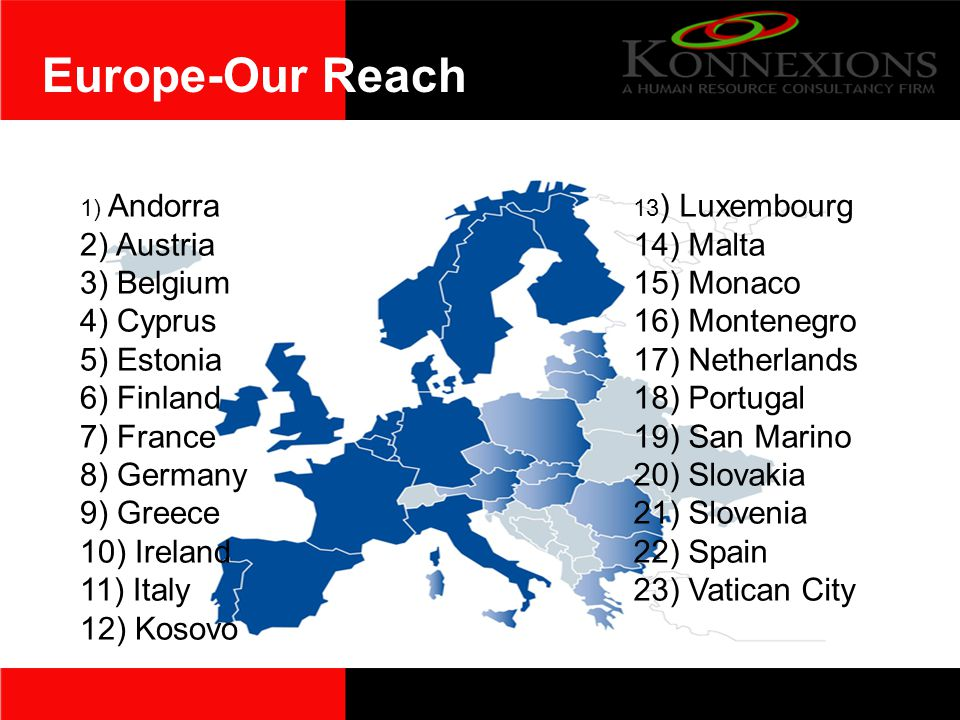 United Kingdom-Our Reach England Scotland Wales Northern Ireland