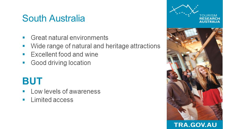 www.tra.gov.au Go to for accessible research for industry and government.