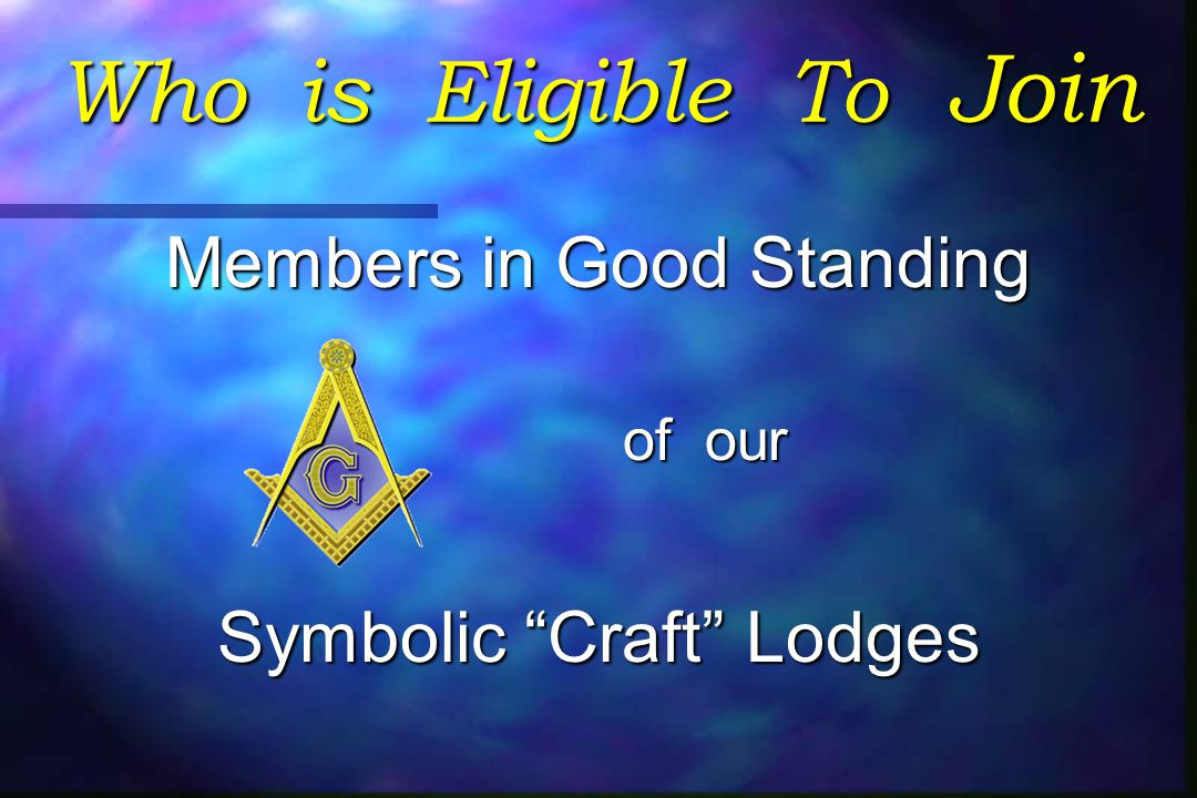 Masonic Light of the York Rite You represented Hiram Abif and received a substitute for The Lost Master's Word.