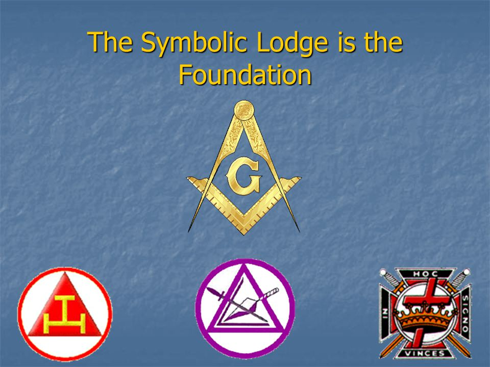 A continuation of the Work The York Rite is foundational in it's approach The York Rite is foundational in it's approach Many of the questions from the Symbolic Lodge are answered in the Chapter & Council Degrees Many of the questions from the Symbolic Lodge are answered in the Chapter & Council Degrees