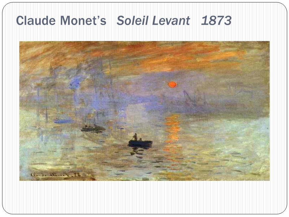 Impressionism Debussy is overwhelmingly considered the father of the Impressionist movement in music.