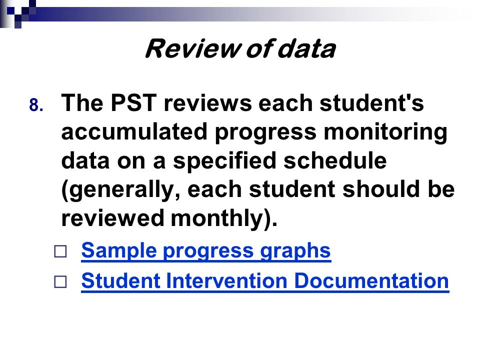 Review of data 8.
