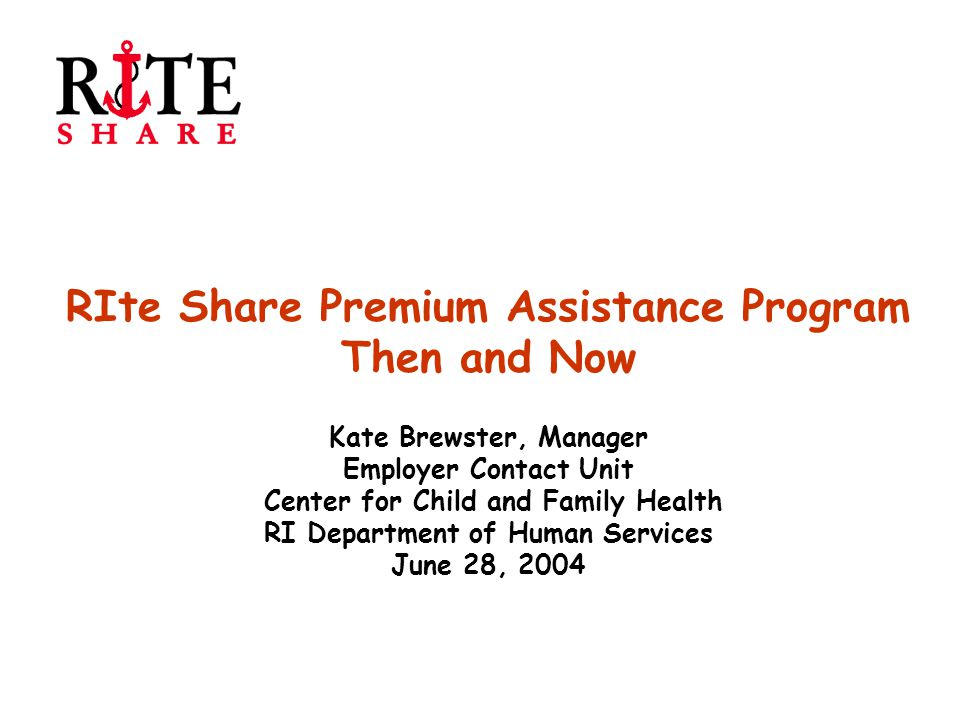 Goal 2: To realize the cost-savings expected by enrolling employees and their families in RIte Share versus RIte Care.