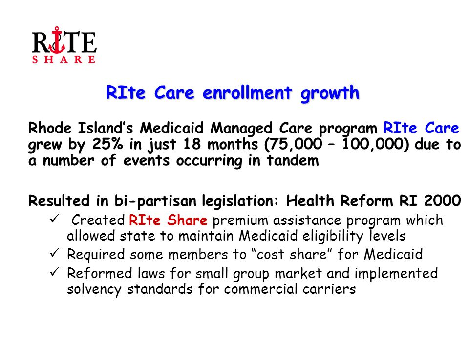 RIte Share Remaining Challenges and Opportunities
