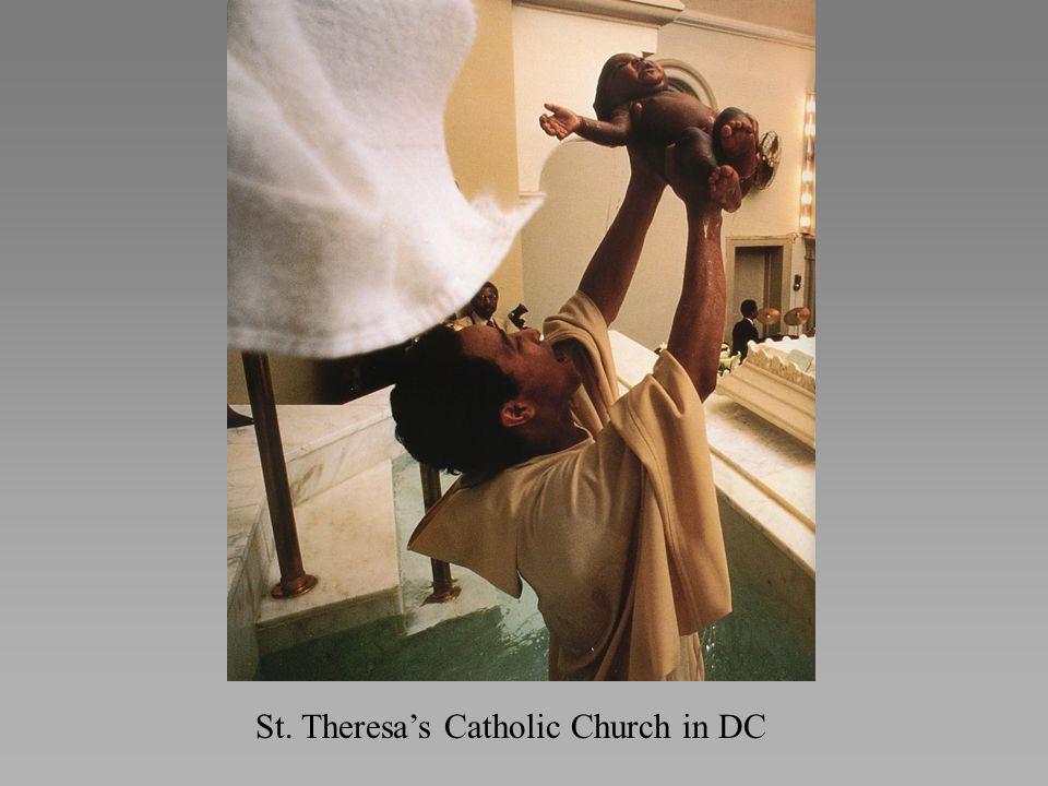 St. Theresa's Catholic Church in DC