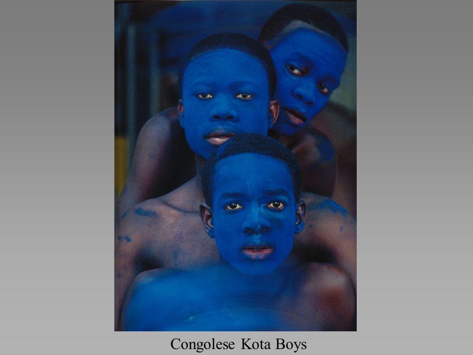 Congolese Kota Boys