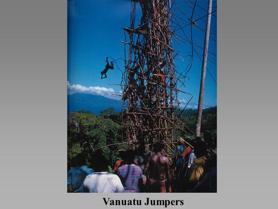 Vanuatu Jumpers