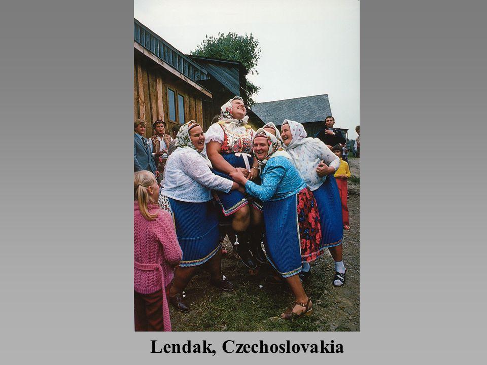 Lendak, Czechoslovakia