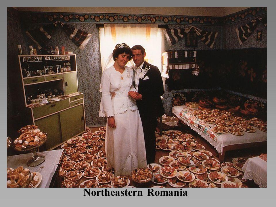 Northeastern Romania